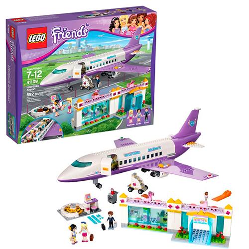 LEGO Friends 41109 Аэропорт Хартлейк Сити