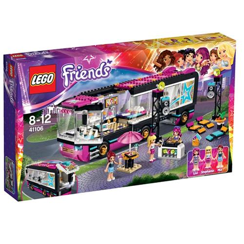LEGO Friends 41106 Поп-звезда: Гастроли