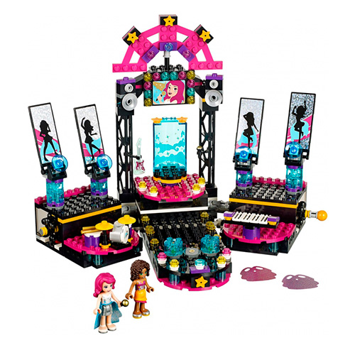 LEGO Friends 41105 Поп-звезда: Сцена