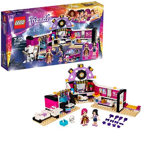 LEGO Friends 41104 Поп-звезда: Гримёрная