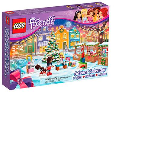 LEGO Friends 41102 Новогодний календарь Friends