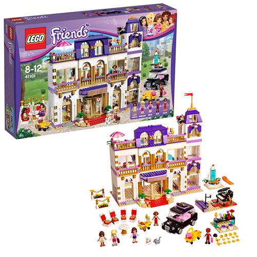 LEGO Friends 41101 Гранд-отель
