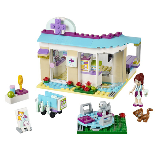 LEGO Friends 41085 Ветеринарная клиника
