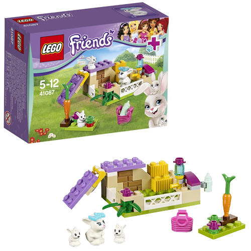 LEGO Friends 41087 Зайчата