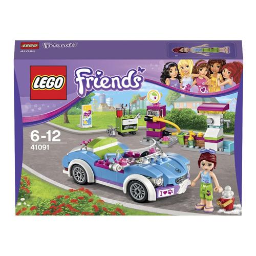 LEGO Friends 41091 Кабриолет Мии