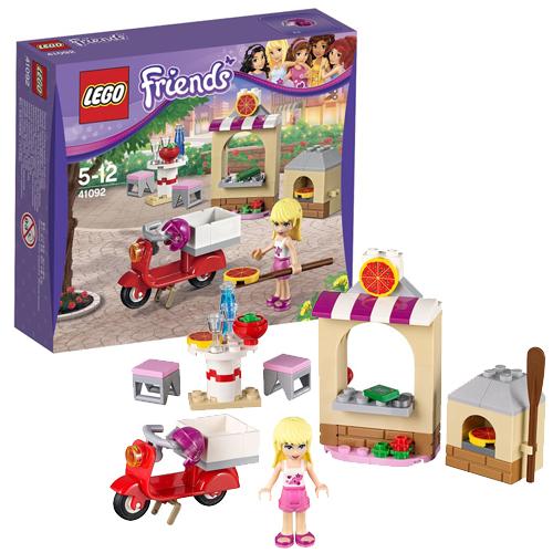 LEGO Friends 41092 Пиццерия Стефани