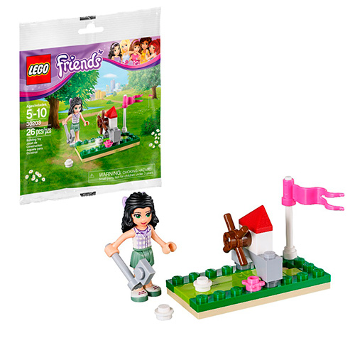 LEGO Friends 30203 Мини-гольф