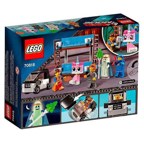 LEGO Movie 70818 Двухэтажный диван