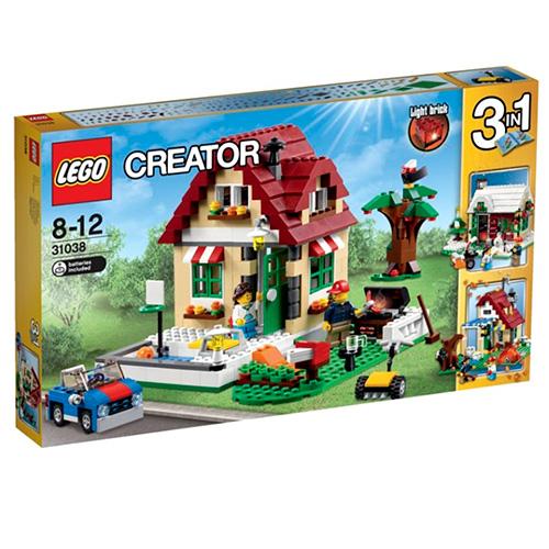 LEGO Creator 31038 Времена года
