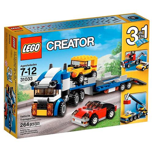LEGO Creator 31033 Автотранспортёр