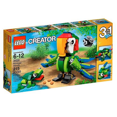 LEGO Creator 31031 Животные джунглей