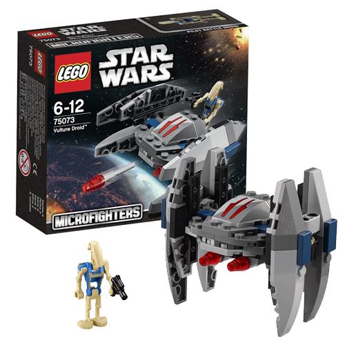 LEGO Star Wars 75073 Дроид-Стервятник