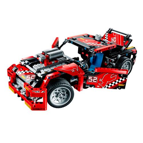 LEGO Technic 42041 Гоночный грузовик