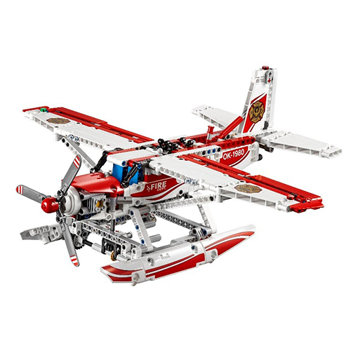 LEGO Technic 42040 Пожарный самолёт