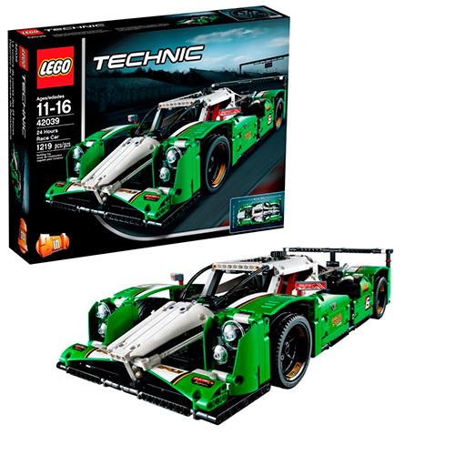 LEGO Technic 42039 Гоночный автомобиль