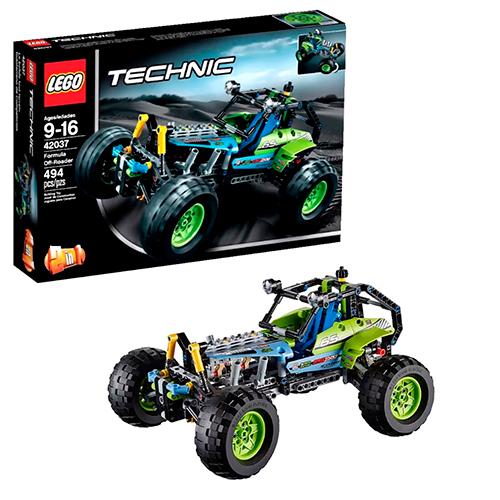 LEGO Technic 42037 Внедорожник