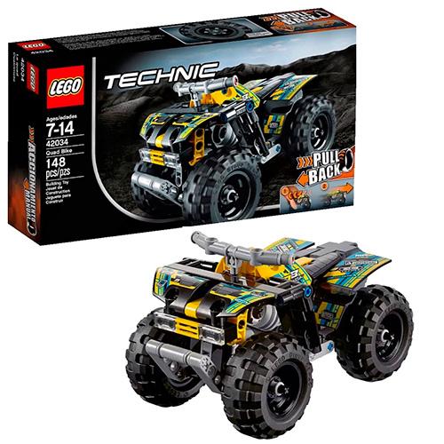 LEGO Technic 42034 Квадроцикл