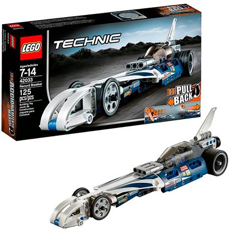 LEGO Technic 42033 Рекордсмен