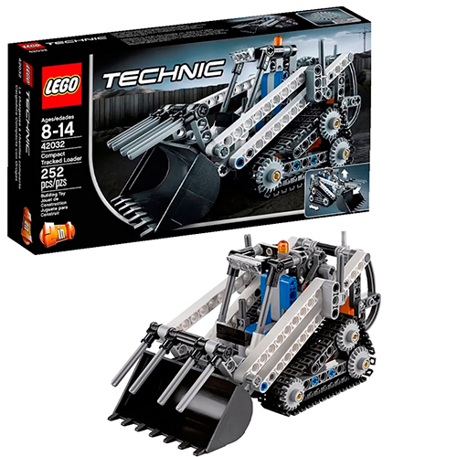 LEGO Technic 42032 Гусеничный погрузчик