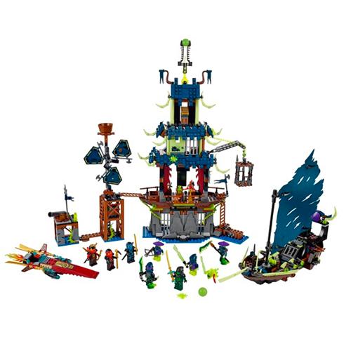 LEGO Ninja Go 70732 Стикс