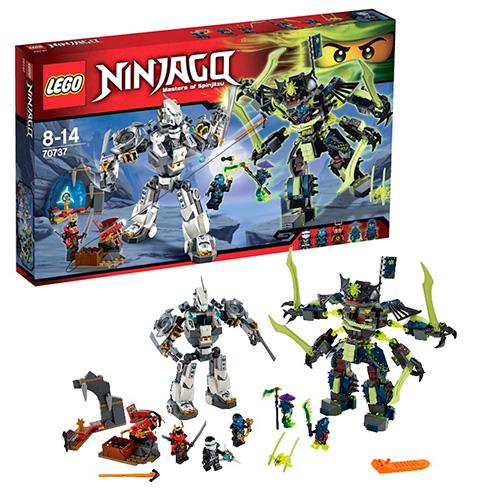 LEGO Ninja Go 70736 Атака Дракона Морро