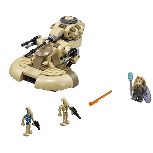 LEGO Star Wars 75080 Бронированный штурмовой танк AAT