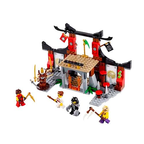 LEGO Ninja Go 70756 Решающее сражение
