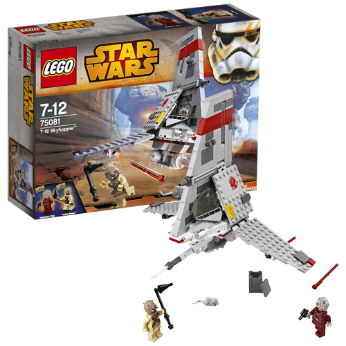 LEGO Star Wars 75081 Скайхоппер T-16