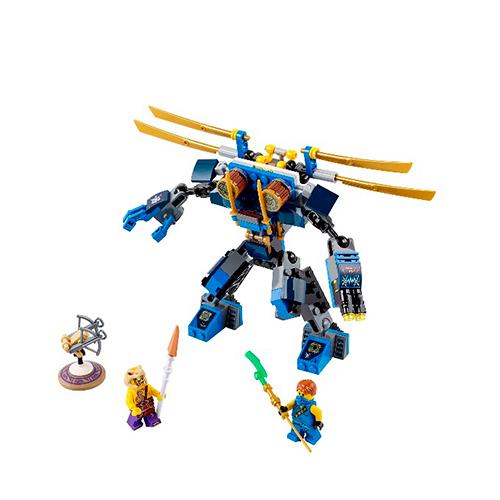 LEGO Ninja Go 70754 Летающий робот Джея