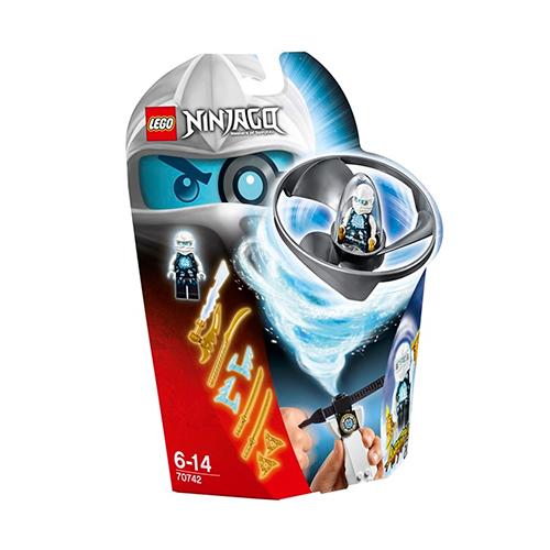 LEGO Ninja Go 70742 Флайер Аэроджитцу Зейна