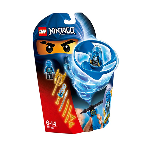 LEGO Ninja Go 70740 Флайер Аэроджитцу Джея