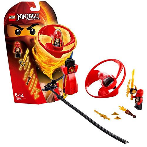 LEGO Ninja Go 70739 Флайер Аэроджитцу Кая