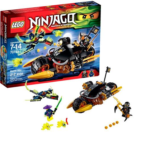 LEGO Ninja Go 70733 Бластер-байк Коула