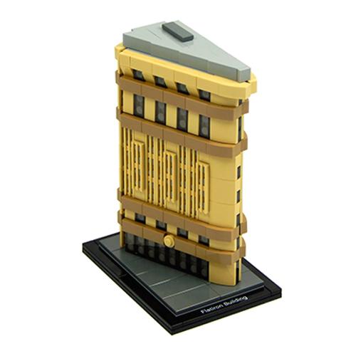 LEGO Architecture 21023 Флэтайрон-билдинг