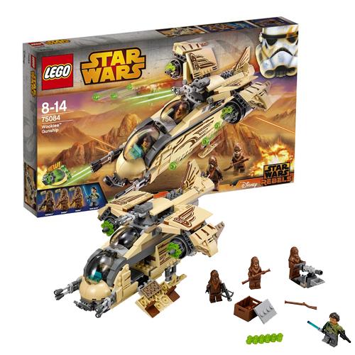 LEGO Star Wars 75084 Боевой корабль Вуки
