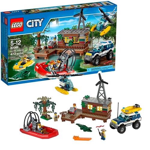 LEGO City 60068Секретное убежище воришек