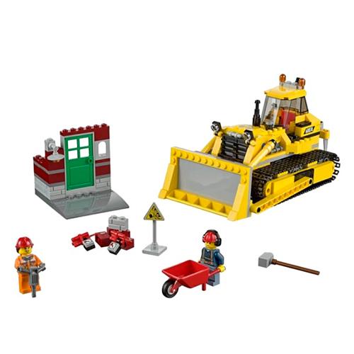 LEGO CIty 60074 Бульдозер