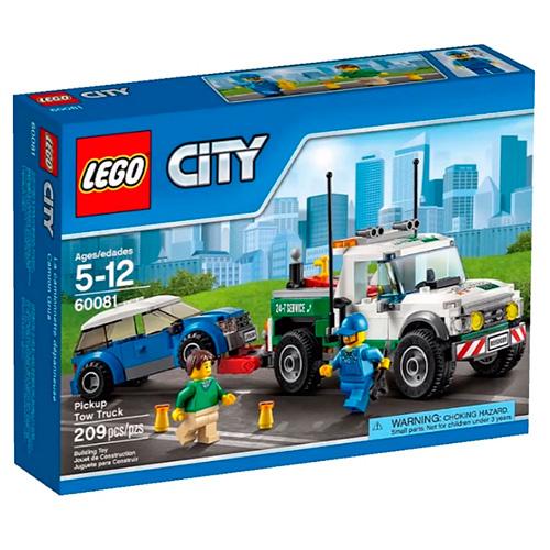 LEGO City 60081 Буксировщик автомобилей