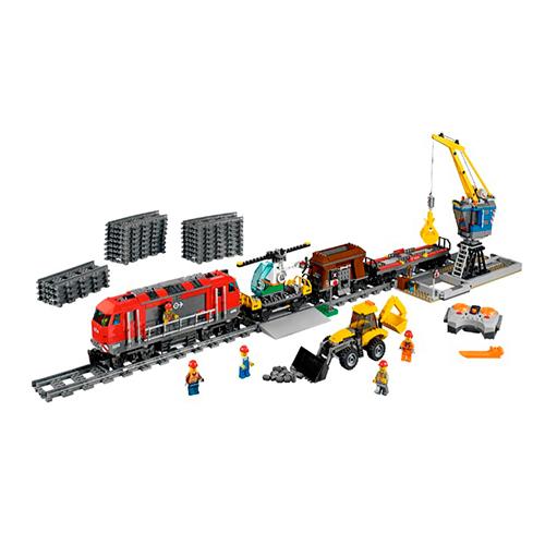 LEGO City 60098 Грузовой поезд