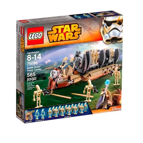 LEGO Star Wars 75086 Перевозчик боевых дроидов