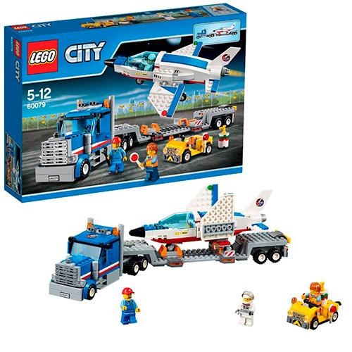 LEGO City 60079 Транспортёр для учебных самолётов