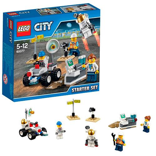 LEGO City 60077 Набор Космос для начинающих