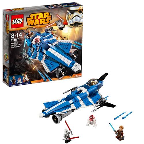 LEGO Star Wars 75087 Джедайский истребитель Энакина