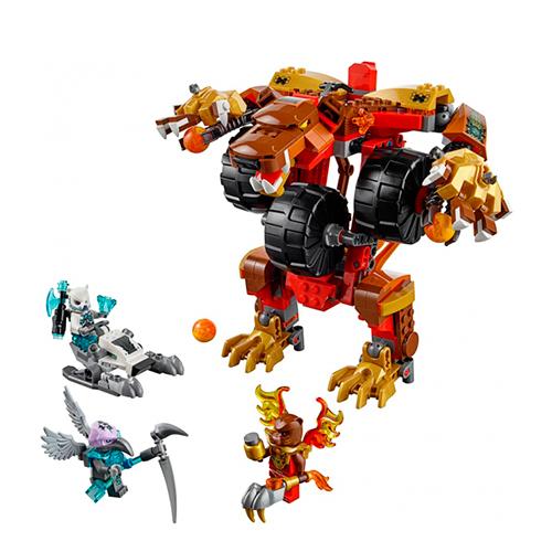 LEGO 70225 Legends Of Chima Грохочущий медведь Бладвика