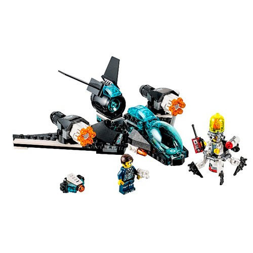 LEGO Ultra Agents 70171 Сверхзвуковая атака