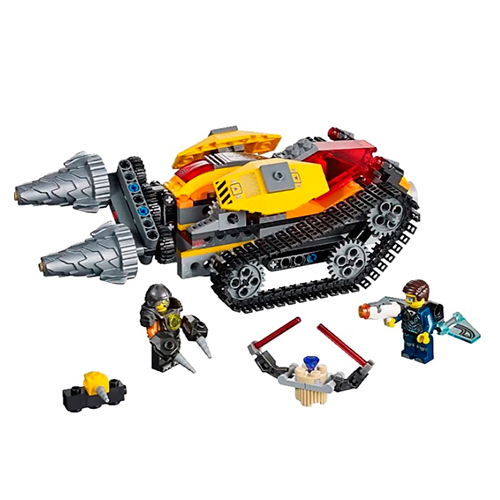 LEGO Ultra Agents 70168 Кража бриллианта
