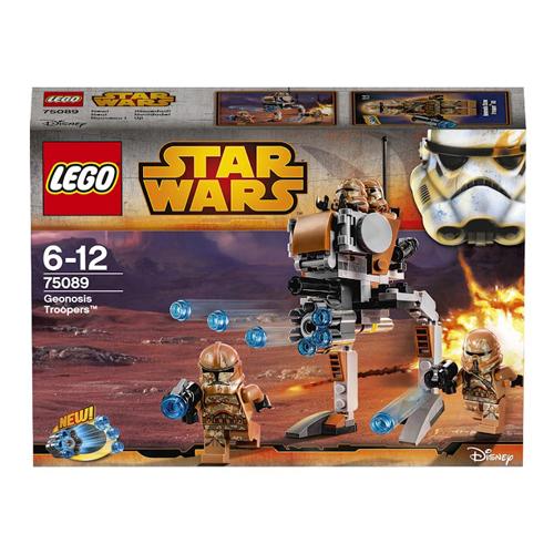 LEGO Star Wars 75089 Пехотинцы планеты Джеонозис
