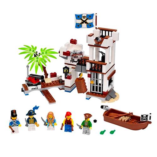 LEGO Pirates 70412 Военный форт