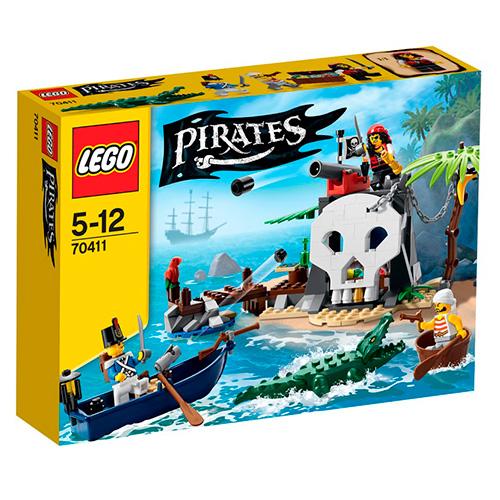 LEGO Pirates 70411 Остров сокровищ