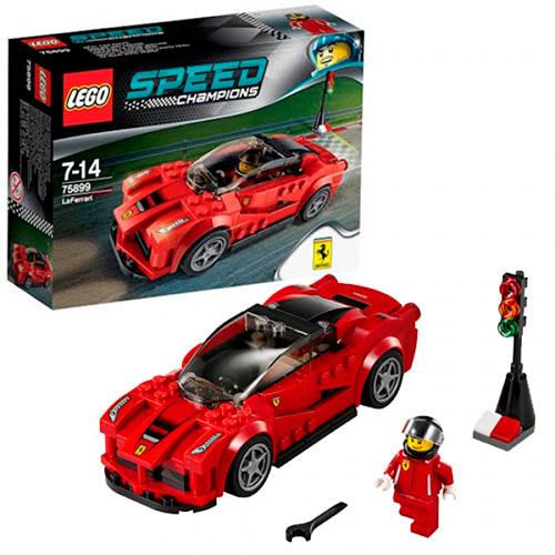 LEGO 75899 Speed Champions Феррари (LaFerrari)